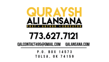 QAL Business Card Template II
