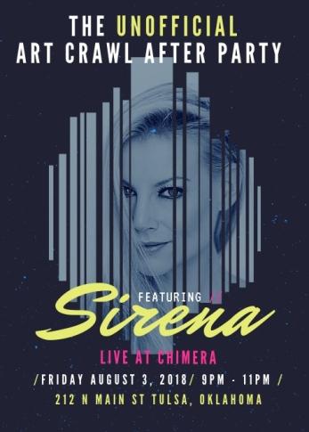 Sirena Flyer